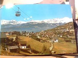 SUISSE SVIZZERA SWITZERLAND -SCHWEIZ VERCORIN VB1970 HA7998 - VS Valais