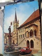 SUISSE SVIZZERA SWITZERLAND -SCHWEIZ BERN RATHAUS  AUTO  CAR MERCEDES VB1965 HA7999 - BE Berne