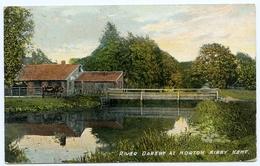 KENT : HORTON KIRBY - RIVER DARENT - England