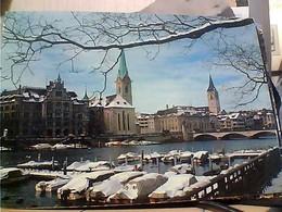 SUISSE SVIZZERA SWITZERLAND -SCHWEIZ ZURICH  VB1983 HA8000 - ZH Zurich