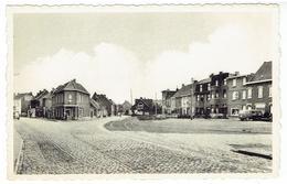 KUURNE - Cuerne - Hoek Generaal Eisenhowerstraat - Kerkstraat - Tramstatie - Kuurne