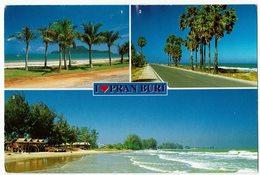 Thailand, Pranburi - Thaïland