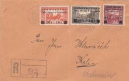 Yugoslavia R Cover 1919 - 1919-1929 Königreich Der Serben, Kroaten & Slowenen