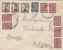 Bulgary Cover 1935 - 1909-45 Königreich