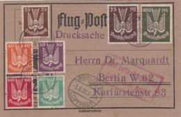 Deutsches Reich Flugpostkarte 1923 - Allemagne