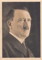 Deutsches Reich Postkarte 1941 Bild Adolf Hitler - Deutschland
