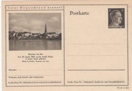 Deutsches Reich Postkarte 1941 P304 - Deutschland