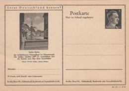 Deutsches Reich Postkarte 1942 P307 - Deutschland