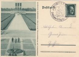 Deutsches Reich Postkarte 1937 P264/01 - Deutschland