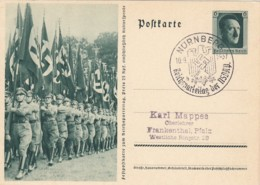 Deutsches Reich Postkarte 1937 P264/04 - Deutschland