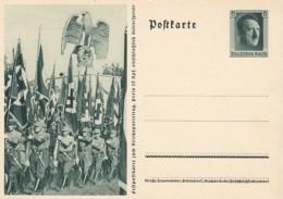 Deutsches Reich Postkarte 1937 P264/03 - Deutschland
