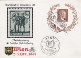 Deutsches Reich Postkarte 1941 P306 - Deutschland