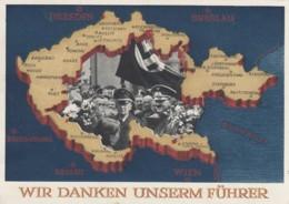 Deutsches Reich Postkarte 1939 P279 - Deutschland