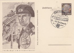 Deutsches Reich Postkarte 1941 P242/04 - Deutschland