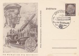 Deutsches Reich Postkarte 1941 P242/05 - Deutschland
