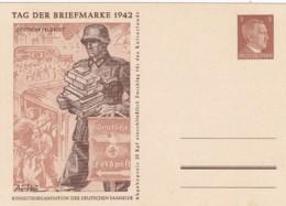 Deutsches Reich Postkarte 1942 P308/02 - Deutschland