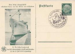 Deutsches Reich Postkarte 1939 P240 - Deutschland