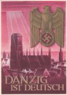 Deutsches Reich Postkarte 1939 P287 - Deutschland
