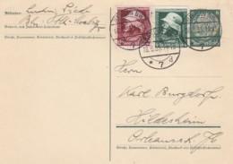 Deutsches Reich Postkarte 1935 - Deutschland