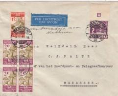 Nederlands-Indië Brief 1935 - Indes Néerlandaises
