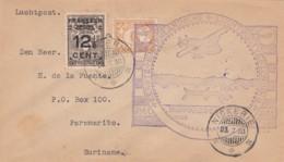 Suriname R Cover PanAm Airways 1930 First Flight - Surinam ... - 1975