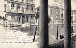 VENEZIA - Palazzo Vendramin, 31.1.1902 - Venezia (Venice)