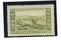 Algérie 1930 Y&T N° 88 Neuf Avec Charnière - Neufs