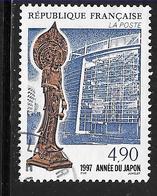 FRANCE 3110 Année Du Japon - France