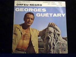 Georges Guétary: Orfeu Negro-comment Voulez-vous.../45t Pathé 45 EG 479 - Vinyl-Schallplatten
