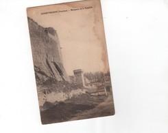 [84] Vaucluse > COURTHEZON--REMPARTS DU CHATEAU-(En L'état)7-7-1909 - France