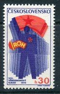 Y85 CZECHOSLOVAKIA 1972 2079 8th Trade Union Congress, Prague - Tchécoslovaquie