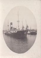 Foto Photo (6,5 X 9 Cm) Boot Bateau Haven Port - Commerce