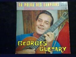 Georges Guétary: La Polka Des Lampions/45t Pathé 45 EG 571 - Sonstige - Englische Musik