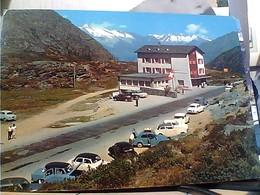 SUISSE SVIZZERA SWITZERLAND -SCHWEIZ HOTEL SIMPLONBLICK AUTO CAR VB1977 HA8003 - VS Valais