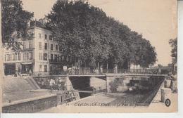 CHALON SUR SAONE - Pont Des Faineants - Chalon Sur Saone