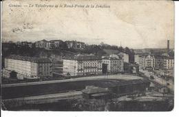 Suisse - Geneve - Le Vélodrome - Et Le Rond Point De La Jonction (voyagé 1910) - GE Genève