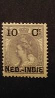 Ned.Indië Nr. 31F Postfris/unused - Indes Néerlandaises