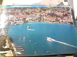 SUISSE SVIZZERA SWITZERLAND -SCHWEIZ LOCARNO  NAVE SHIP  ALISCAFO  V1971 HA8006 - TI Tessin