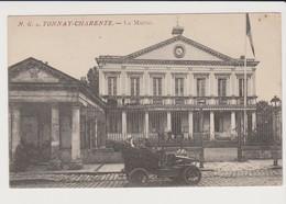 TONNAY-CHARENTE  Lot De 3 Cartes - France