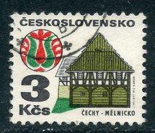 Y85 Czechoslovakia 1972 2080 Architecture. Standard - Tchécoslovaquie
