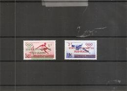 Sud -Kasai ( 18/19 XXX -MNH) - Sud-Kasaï