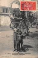 CPA Afrique Occidentale ( Dahomey ) - COTONOU - Jeune Femme Dahoméenne - Benin