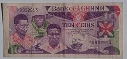 Ghana 10 Cedis - Ghana