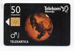 Telekom Slovenije 50 Imp. - MARS - Slovenia