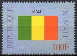 MALI 1999 - 1v - MNH** - Flag Of Mali Flags Drapeaux Fahnen Bandiere Banderas флаги - Timbres