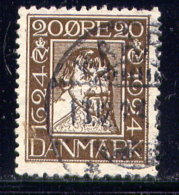 DENMARK, NO. 174 .. - 1913-47 (Christian X)