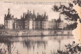 41-CHAMBORD-N°2228-E/0195 - Chambord