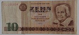 Germany DDR 10 Mark - [ 6] 1949-1990: DDR - Duitse Dem. Rep.