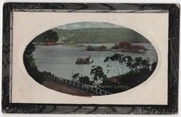 AUSTRALIA Middle Harbour SYDNEY écrite En Esperanto - Sydney