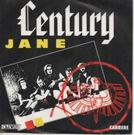 45T. CENTURY.   Jane  -  Help Me Help - Disco, Pop